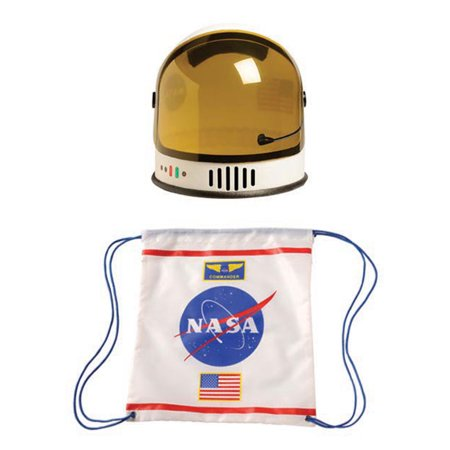 Youth Astronaut Helmet (2 Piece Bundle)](Jr Astronaut Helmet)