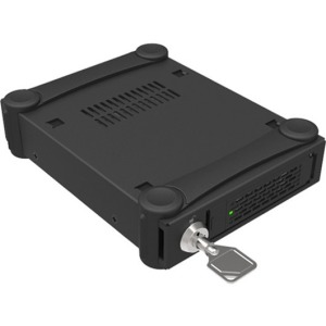 Icy Dock ToughArmor MB991U3-1SB 2.5 SATA HDD & SSD USB 3.0 External Enclosure
