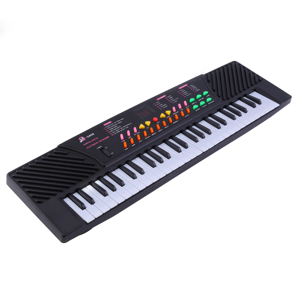 54 Key Electric Piano Keyboard for Kids Digital Keyboard Music Piano for Adults Or Children Beginners Electronic W/Mic Organ on Sale