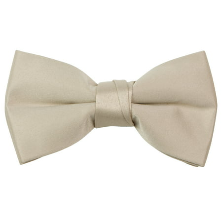 Houndstooth Bow Tie (Spring Notion Boys' Pre-tied Banded Satin Bow)