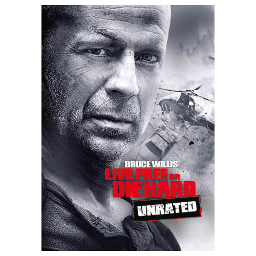 Live Free or Die Hard (Unrated) (2007)