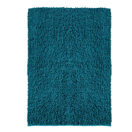 Your Zone Shiny Noodle Area Rug, Multiple Colors Available