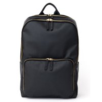 MOTILE Commuter Backpack with 10,000 mAh Qi Certified Wireless Powerbank, Charcoal