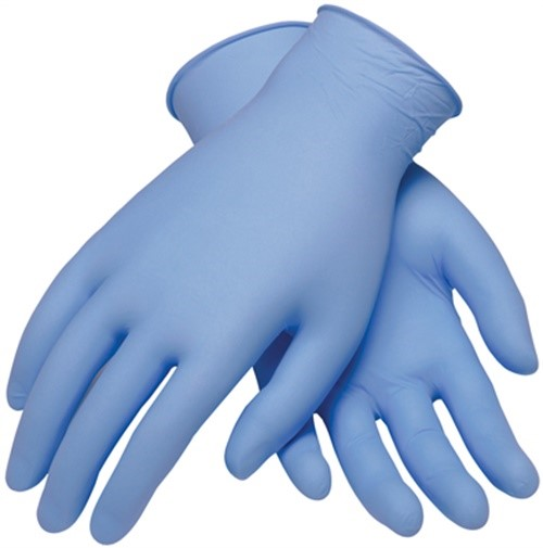 Part 63-338S Glove Nitrile Powdered Sm 8 Mil 50 Bx, by Pip Glove, Single Item, G