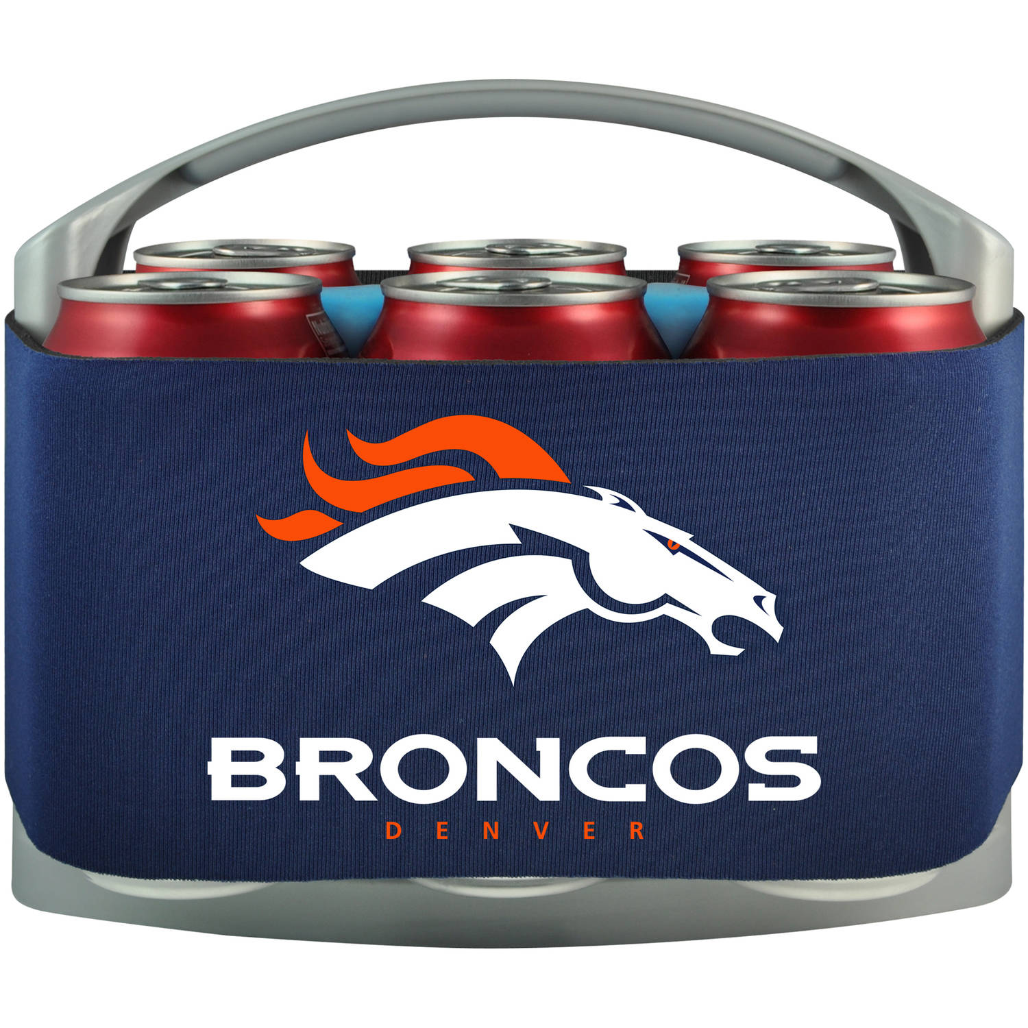 NFL Denver Broncos Cool 6 Cooler