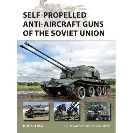 Self-Propelled Anti-Aircraft Guns of the Soviet Union -