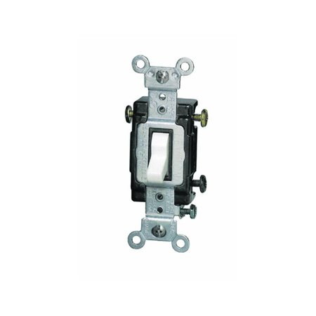 Grounded Quiet 3-Way Switch