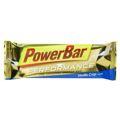 Powerbar Vanilla Crisp Power Bar 2.29 Oz (Pack of 12) - Walmart.com