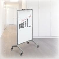Best-Rite Glider Mobile Whiteboard