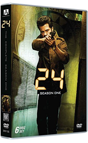 24: The Complete Season One India, Anil Kapoor as Jai Singh Rathod (6-Disc Box Set) by