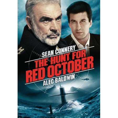 The Hunt For Red October (DVD) - Red Oitnb
