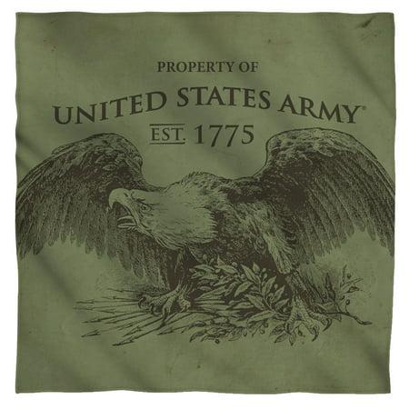 Army Property Bandana  White](Army Bandana)