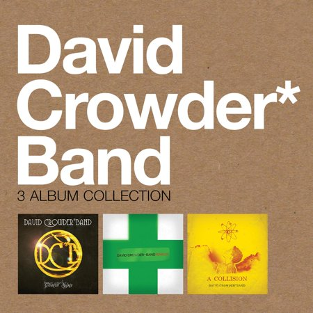 David Crowder*Band: 3 Album Collection (CD)