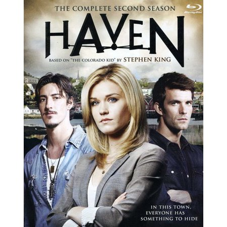 Haven: The Complete Second Season (Blu-ray)