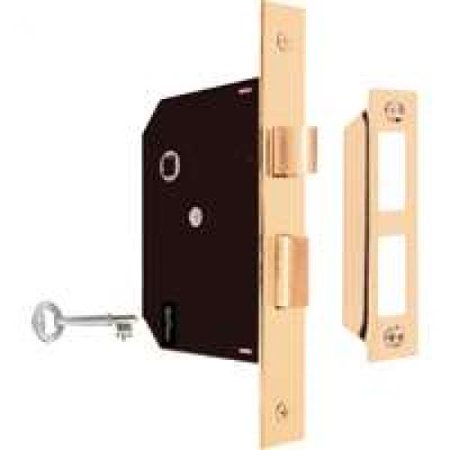 MORTISE LOCK ASSEMBLY KEYED