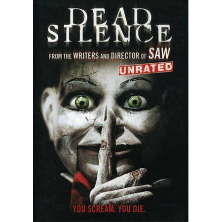Dead Silence  Unrated   Unrated