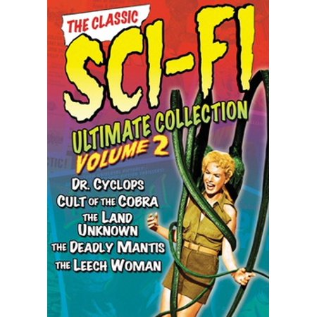 The Classic Sci-Fi Collection: Volume 2 (DVD)