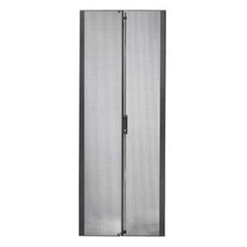 APC NetShelter SX 42U Perforated Split Door