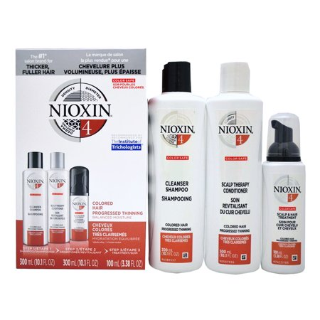 Nioxin System 4 Colored Hair Progressed Thinning