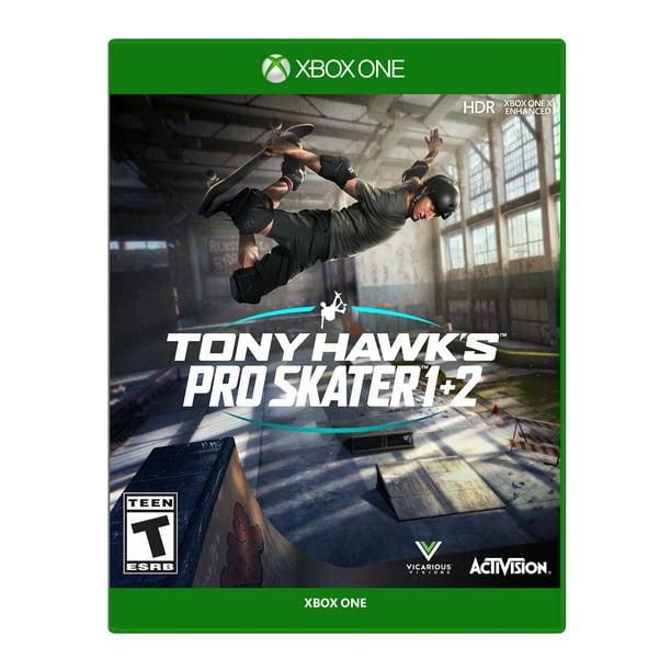 Tony Hawk's Pro Skater 1 + 2, Xbox One