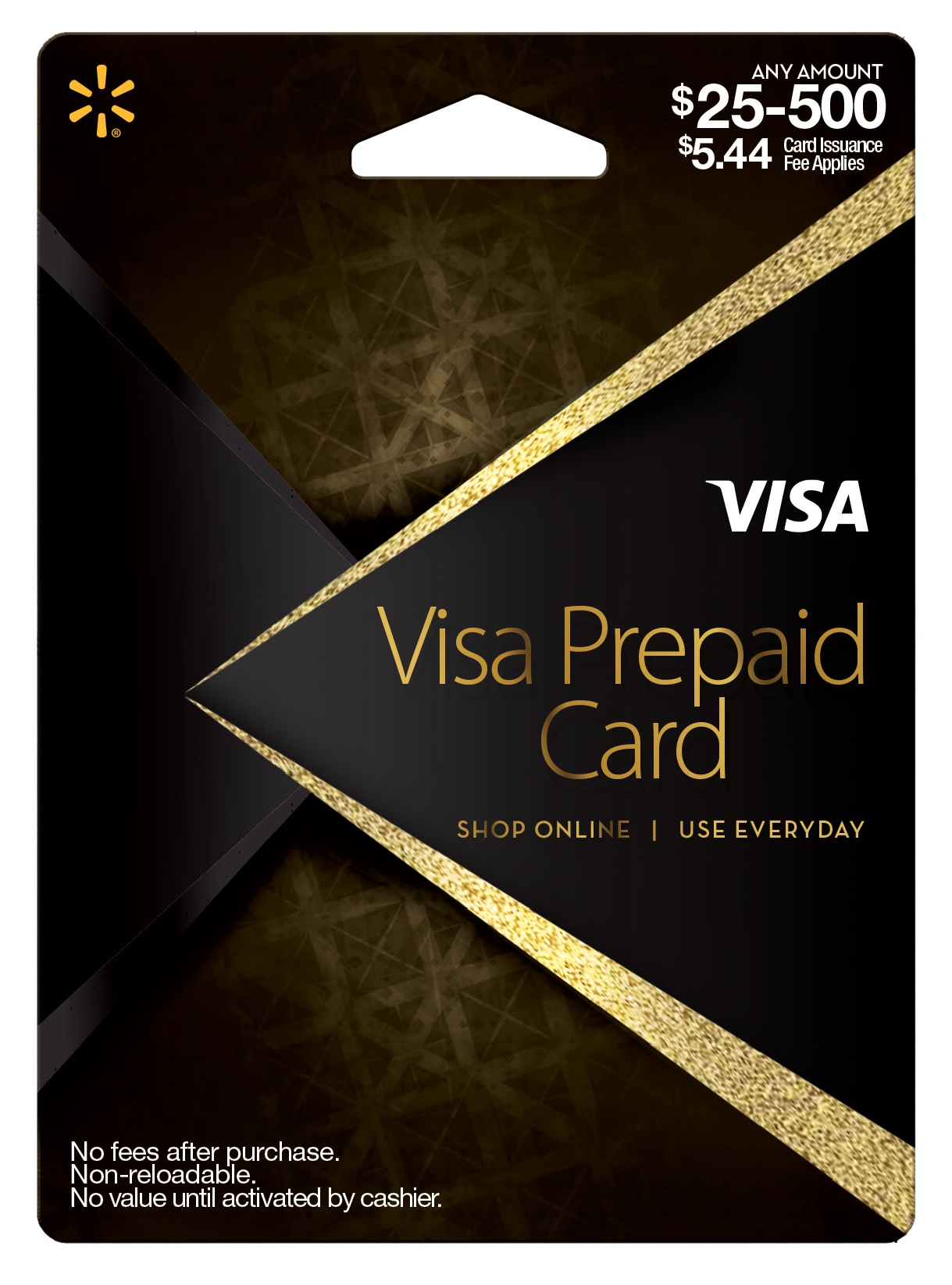 Visa Giftcard Walmart Everyday Visa Spend - Walmart.com