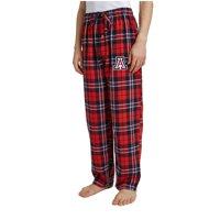 Men's Red/Navy Arizona Wildcats Ballot Flannel Lounge Pants
