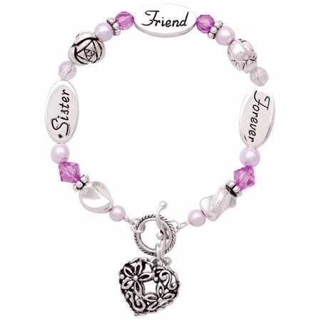 Expressively Yours Sister Friend Forever Bracelet