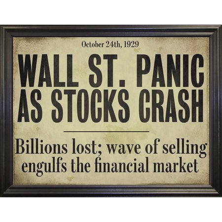 "Wallstreet-COLBAK112183 Print 15""x20"" by Color Bakery in a Black Grande"