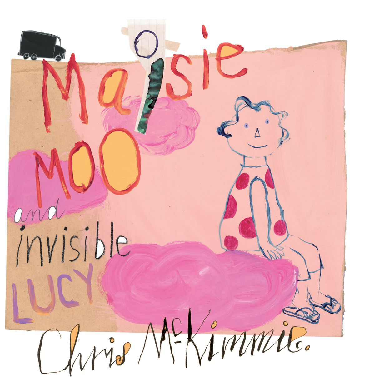 Maisie Moo and Invisible Lucy - eBook