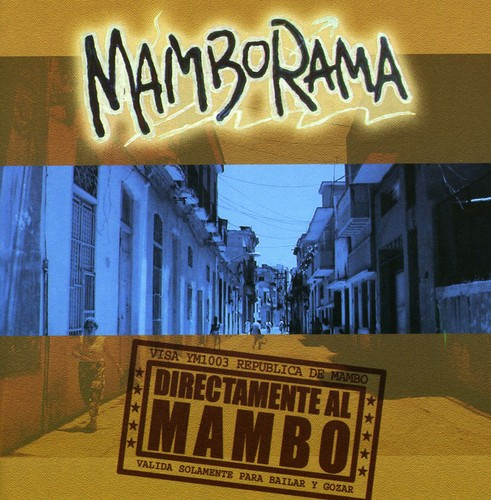 Image of Mamborama - Directamente Al Mambo [CD]