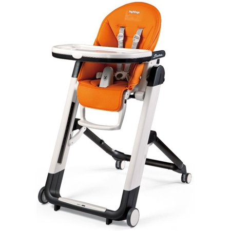 Siesta High Chair - Aranica (Orange)
