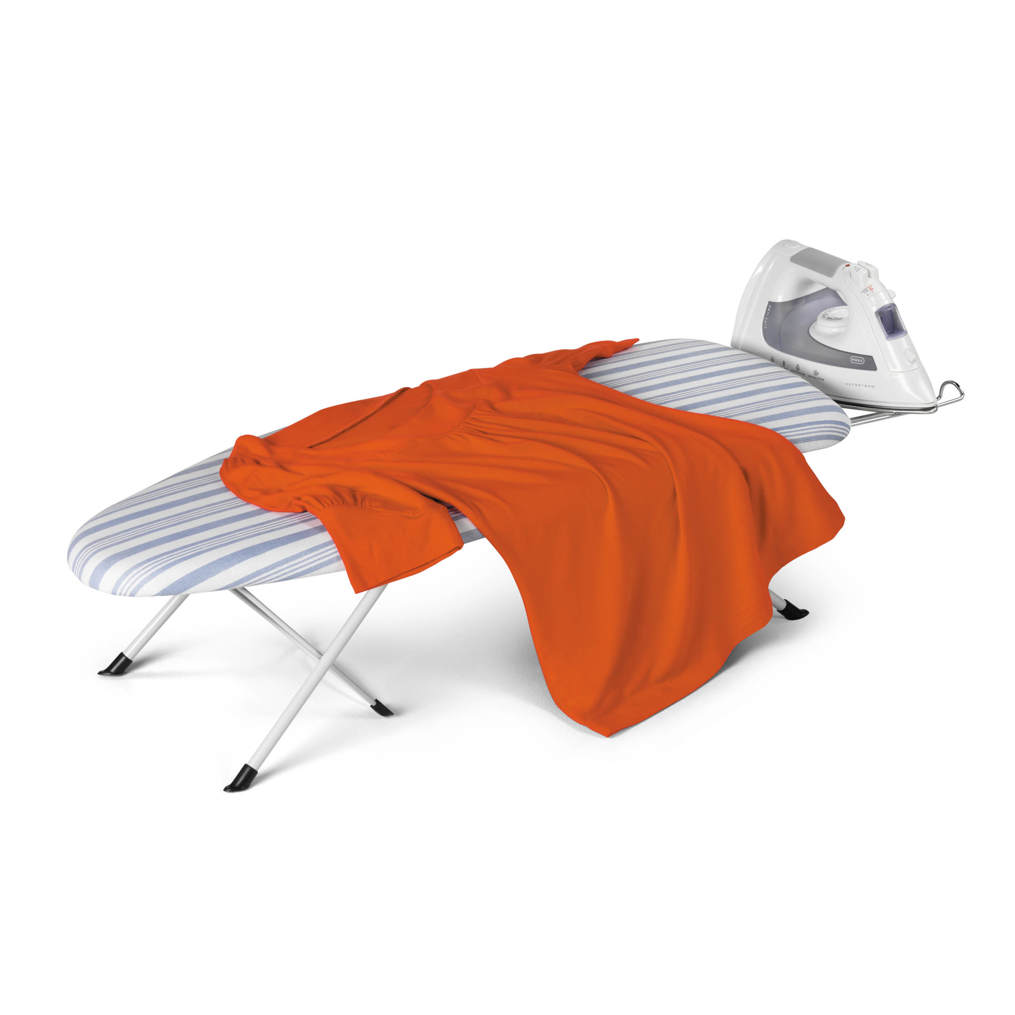 Honey Can Do Folding Tabletop/Counter Top Ironing Board, BRD 01292, Stripes    Walmart.com