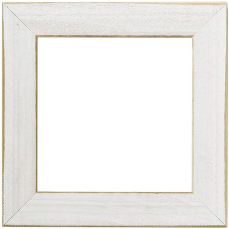 Mill Hill Wooden Frame 6x6 Antique White Walmartcom
