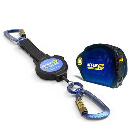 1 Retractable Kit (KEY-BAK Pro ToolMate 1 lb. Retractable Tool Tether and Tape Measure Shoe Kit (ANSI 121 Certified))
