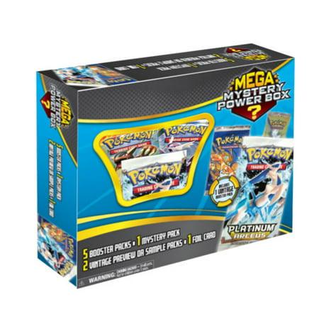 *NEW POKEMON MYSTERY BOX AT WALMART!* Opening Pokemon ... |Pokemon Mystery Box