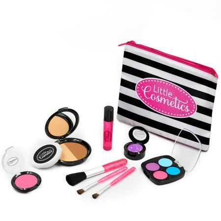 Little Cosmetics Pretend Makeup Essential Playset - Kids Make Up