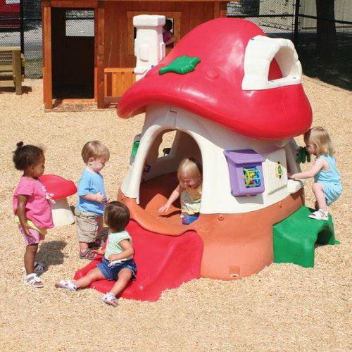 SportsPlay Mushroom Kottage Play Center