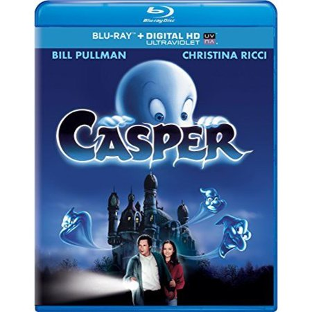 Casper (Blu-ray + Digital HD)