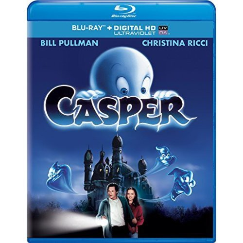 Casper (Blu-ray + Digital HD) (With INSTAWATCH) (Widescreen)
