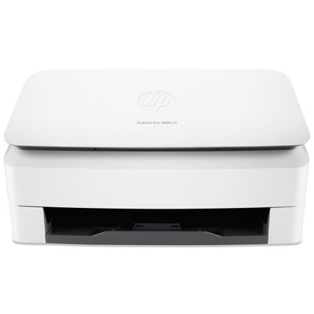 HP ScanJet Pro 3000 s3 Sheet-Feed Scanner, 600x600 dpi, 50-Sheet ADF -HEWL2753A (Hp Scanjet Mobile Scanner)