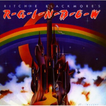 Rainbow - Ritchie Blackmore's Rainbow [CD]