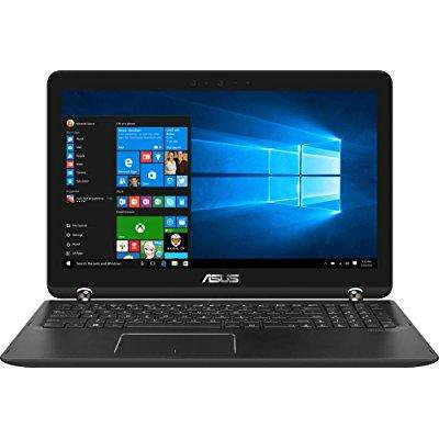 Geforce Dual Core Webcam (asus 2-in-1 15.6 touch-screen fhd laptop, intel core i7-7500u, 12gb ddr4 ram, nvidia geforce 940mx 2gb, 2tb hdd, bluetooth, hdmi, backlit keyboard, hd webcam, win10- sandblasted black aluminum )