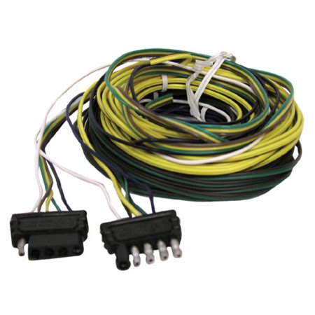 Optronics 5-Way Trailer Wiring Harness 25\' - Walmart.com