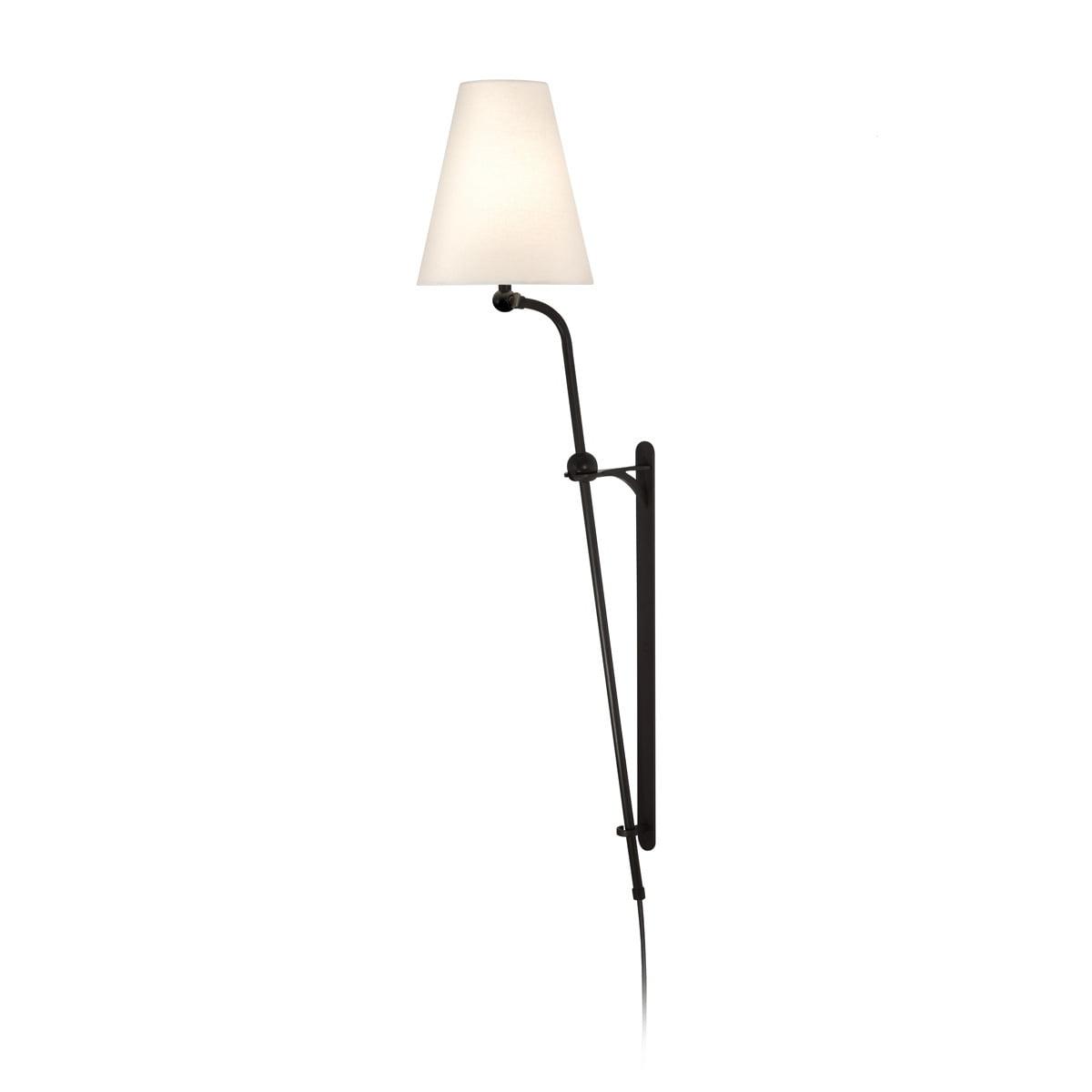 Sonneman  1805  Wall Sconces  Tito  Indoor Lighting  ;Black Bronze