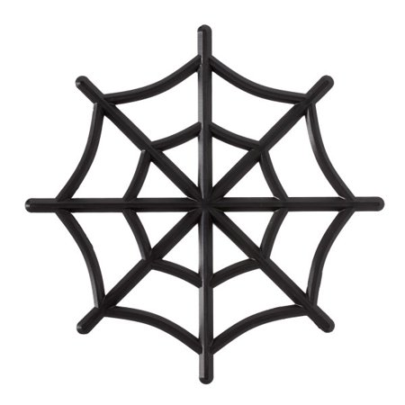 Halloween Spider Web Cake Topper - 1 Piece - 23173 - National Cake - Spider Web Cake Halloween