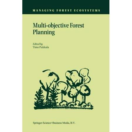 Multi-Objective Forest Planning - image 1 de 1