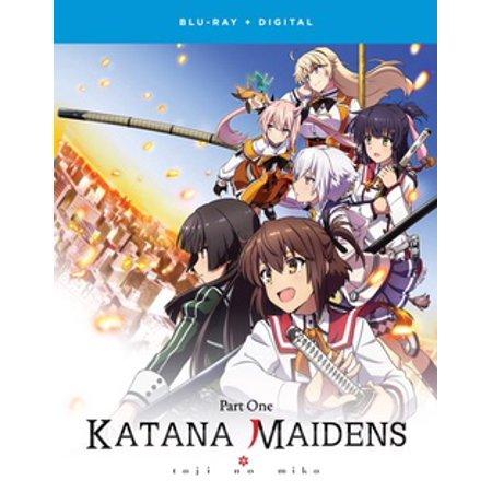 Katana Maidens: Toji No Miko Part 1 -