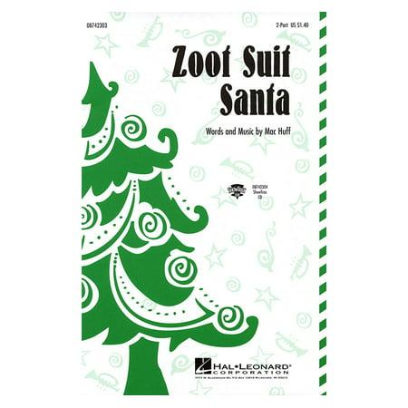 Hal Leonard Zoot Suit Santa 2-Part (Zoot Suit Chain)