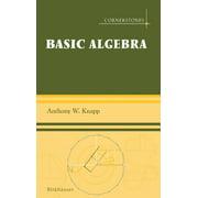 Cornerstones: Basic Algebra (Hardcover)