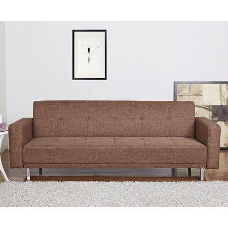 Gold Sparrow Cleveland Fabric Convertible Sofa